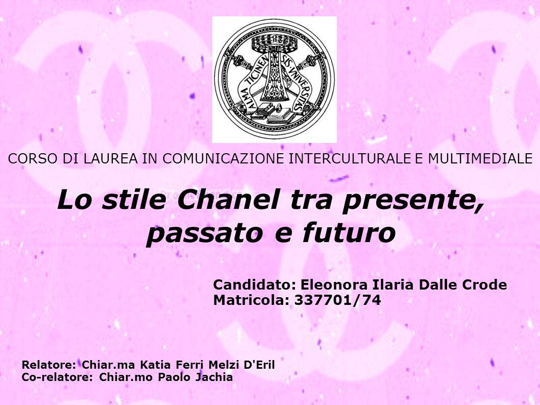 Lo stile Chanel tra presente, passato e futuro