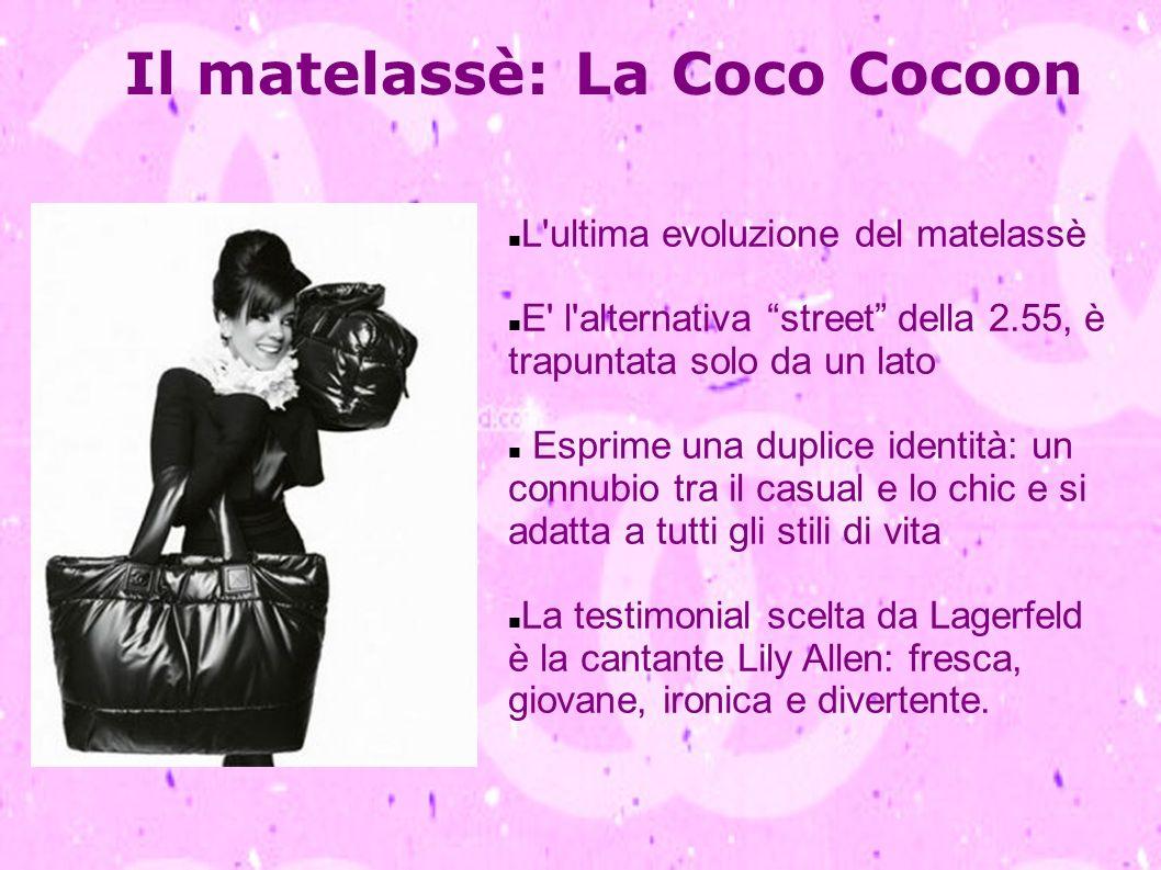 Il matelassè: La Coco Cocoon