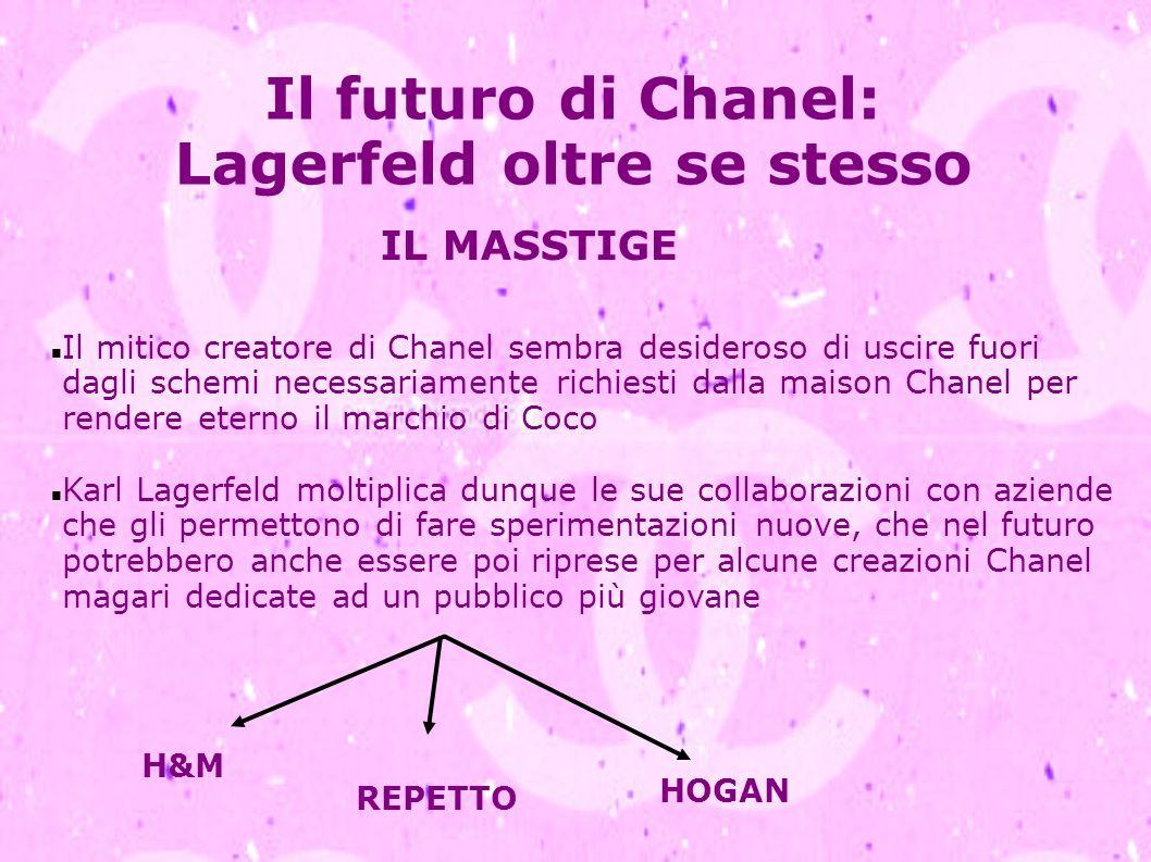 Lagerfeld oltre se stesso