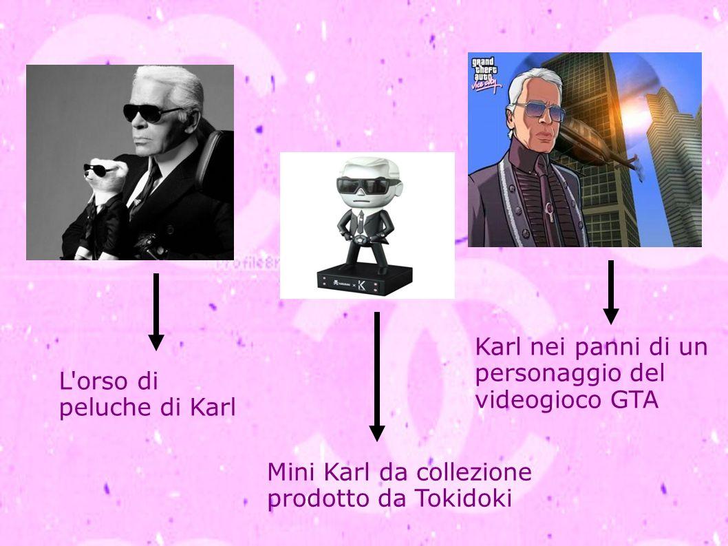 Karl nei panni di un personaggio del videogioco GTA