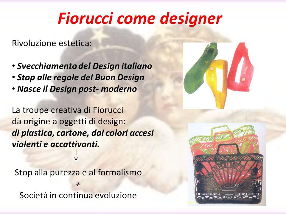 Fiorucci come designer