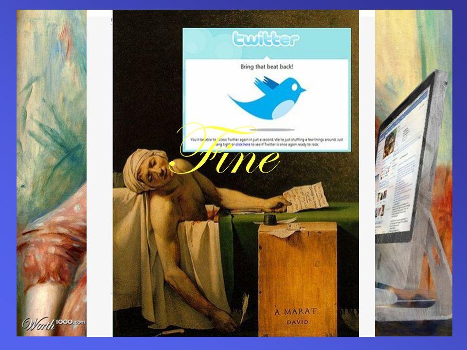 Anche le opere d'arte hanno appreso l'importanza della tecnologia del web 2.0
