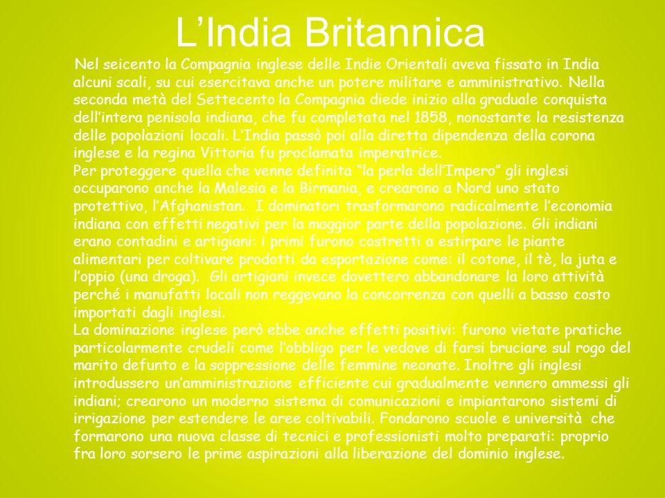 L'India Britannica