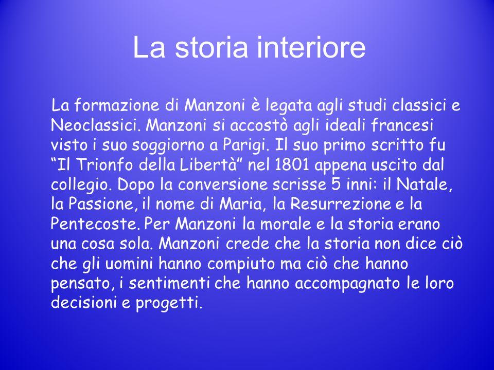 La storia interiore