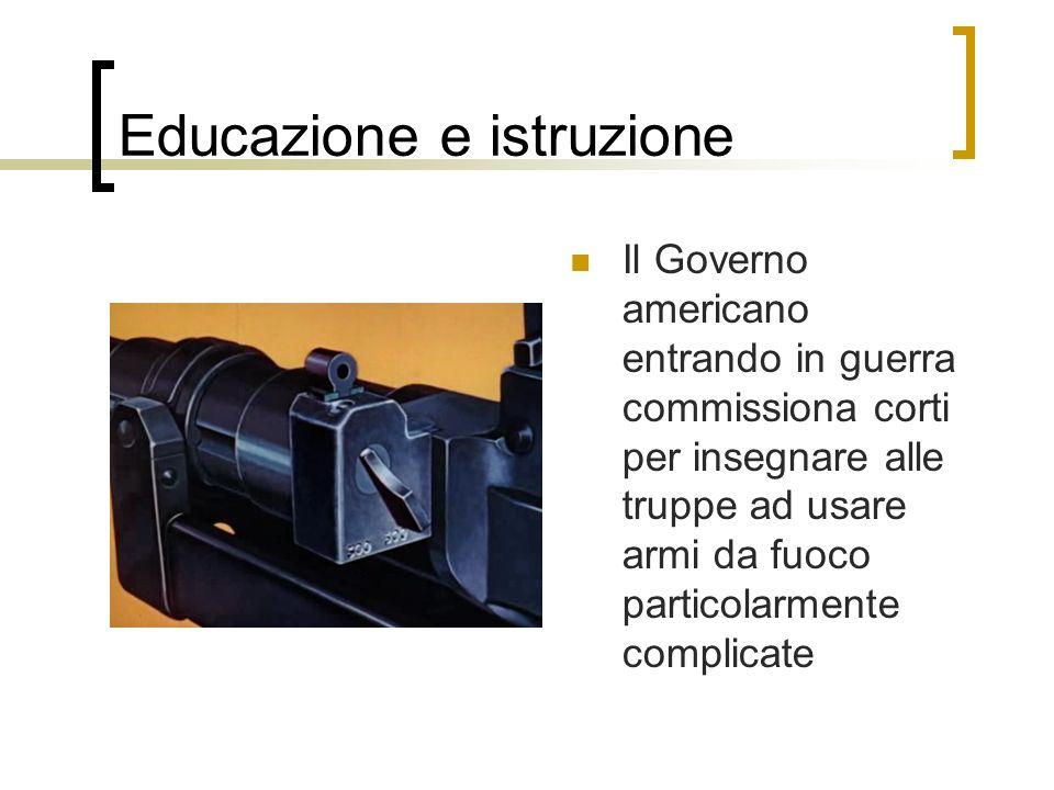 Educazione e istruzione