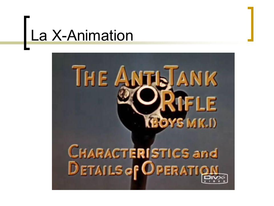 La X-Animation