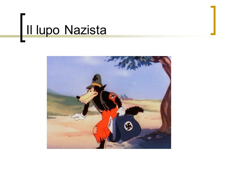 Il lupo Nazista
