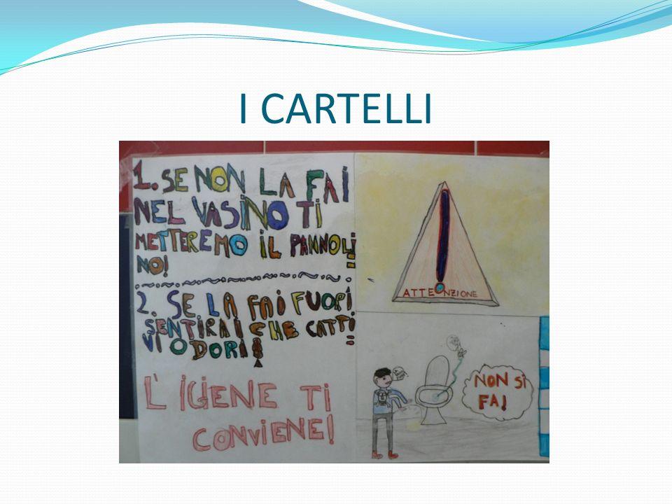 I CARTELLI
