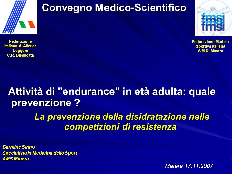 Convegno Medico-Scientifico