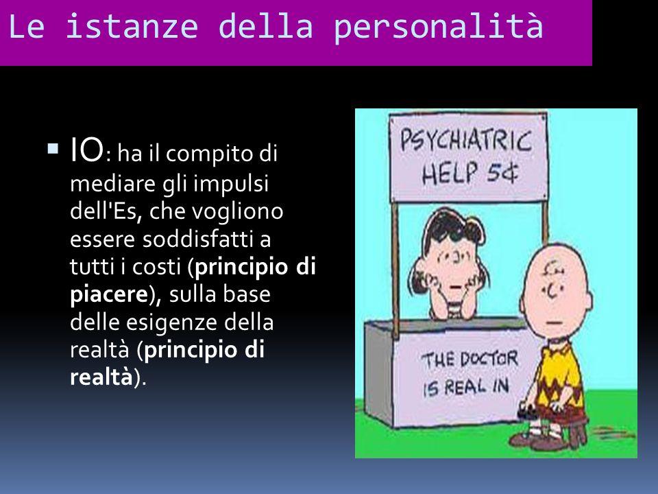 Le istanze della personalità