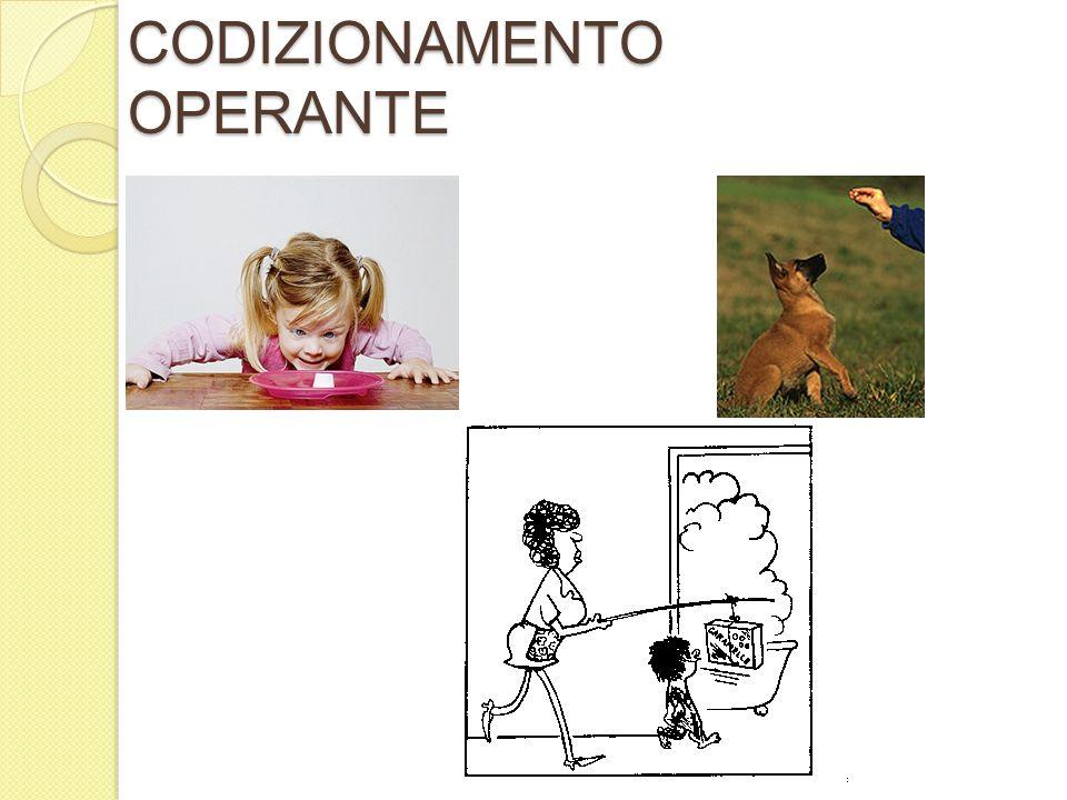 CODIZIONAMENTO OPERANTE