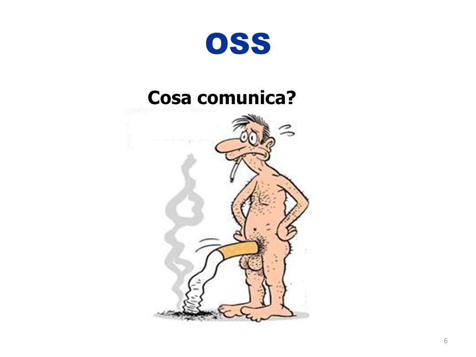 OSS Cosa comunica