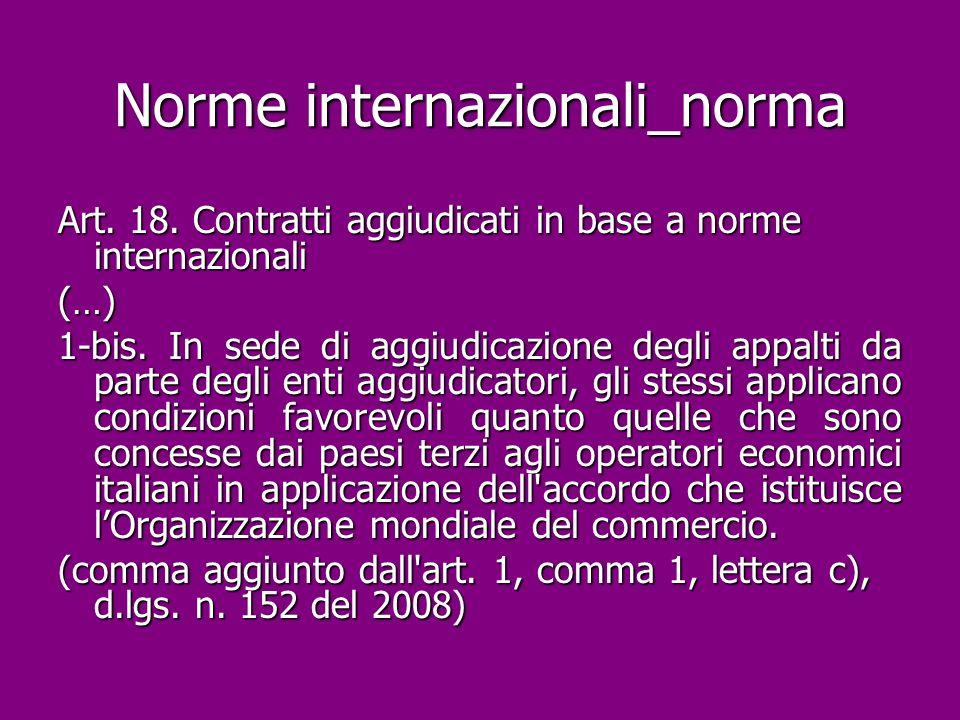 Norme internazionali_norma