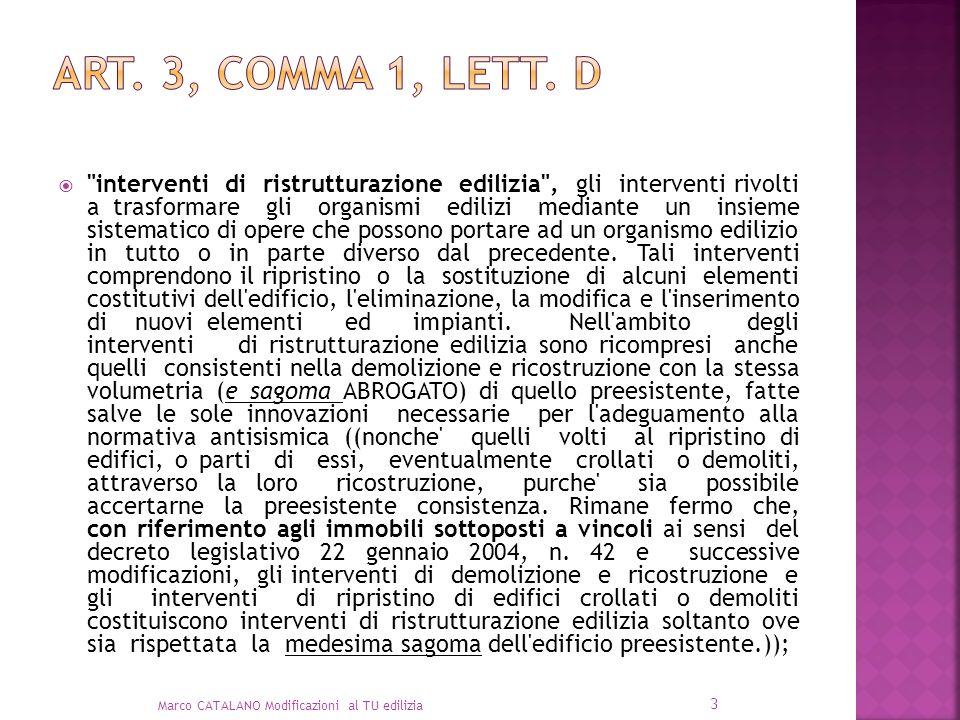 Art. 3, comma 1, lett. d