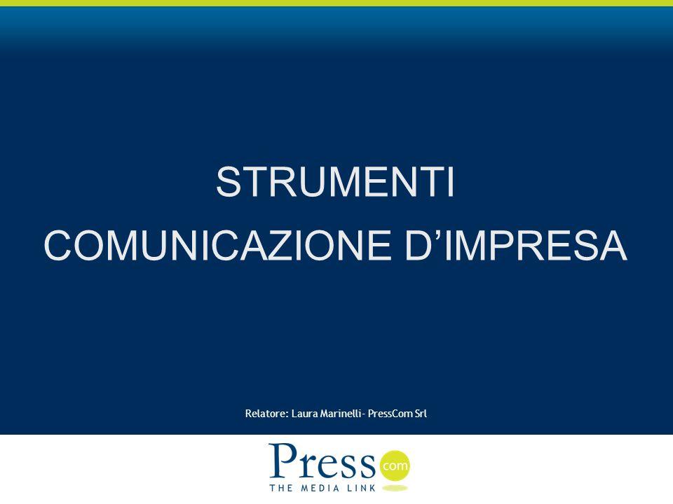 STRUMENTI COMUNICAZIONE D'IMPRESA