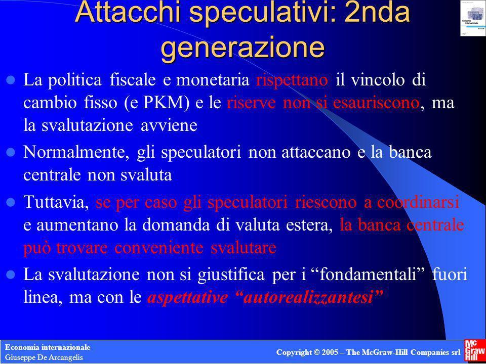 Attacchi speculativi: 2nda generazione