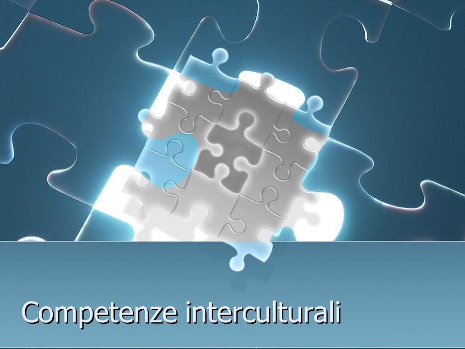 Competenze interculturali