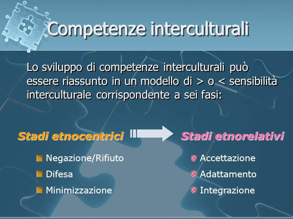 Competenze interculturali