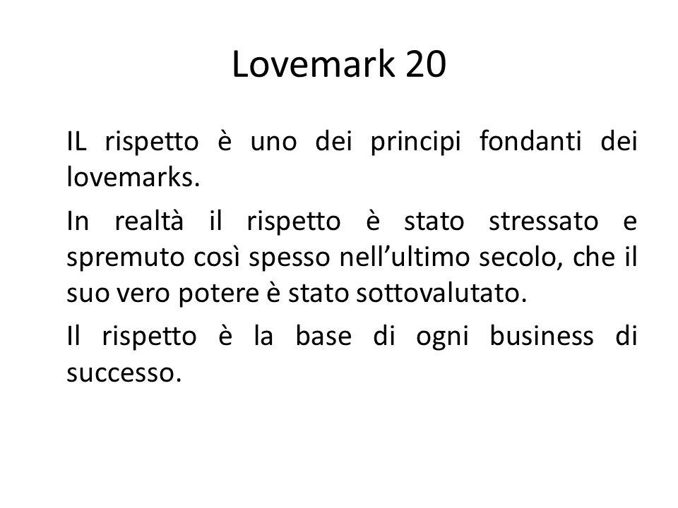Lovemark 20