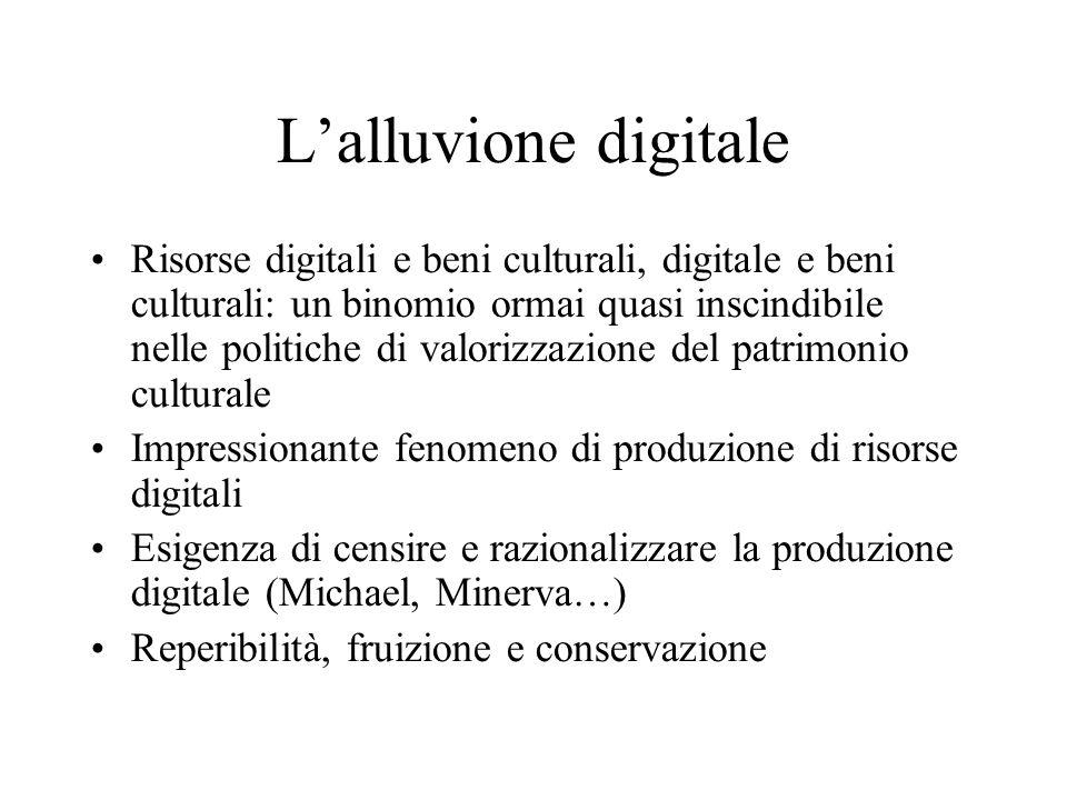 L'alluvione digitale