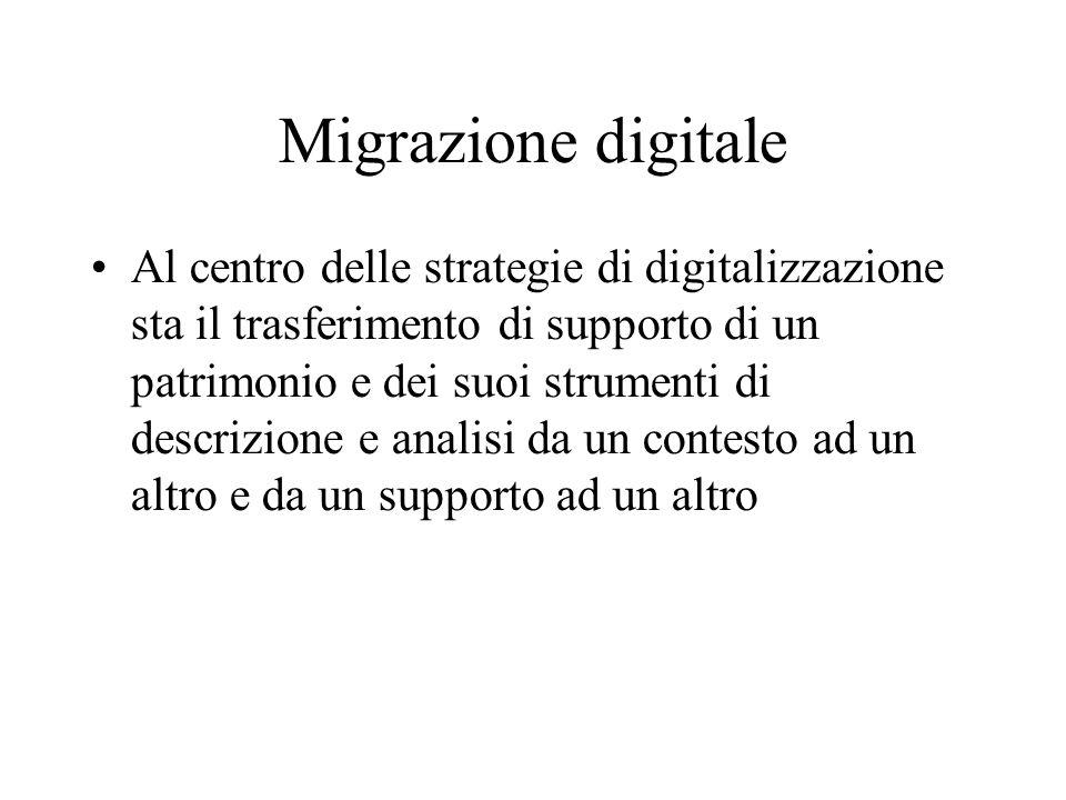 Migrazione digitale