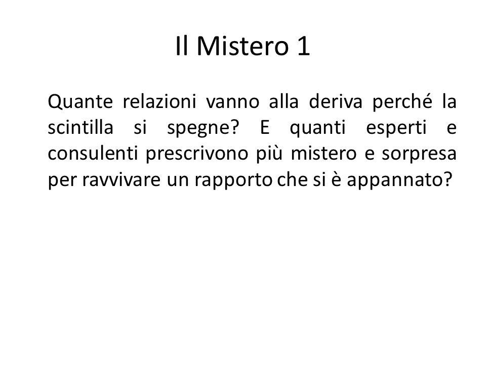 Il Mistero 1