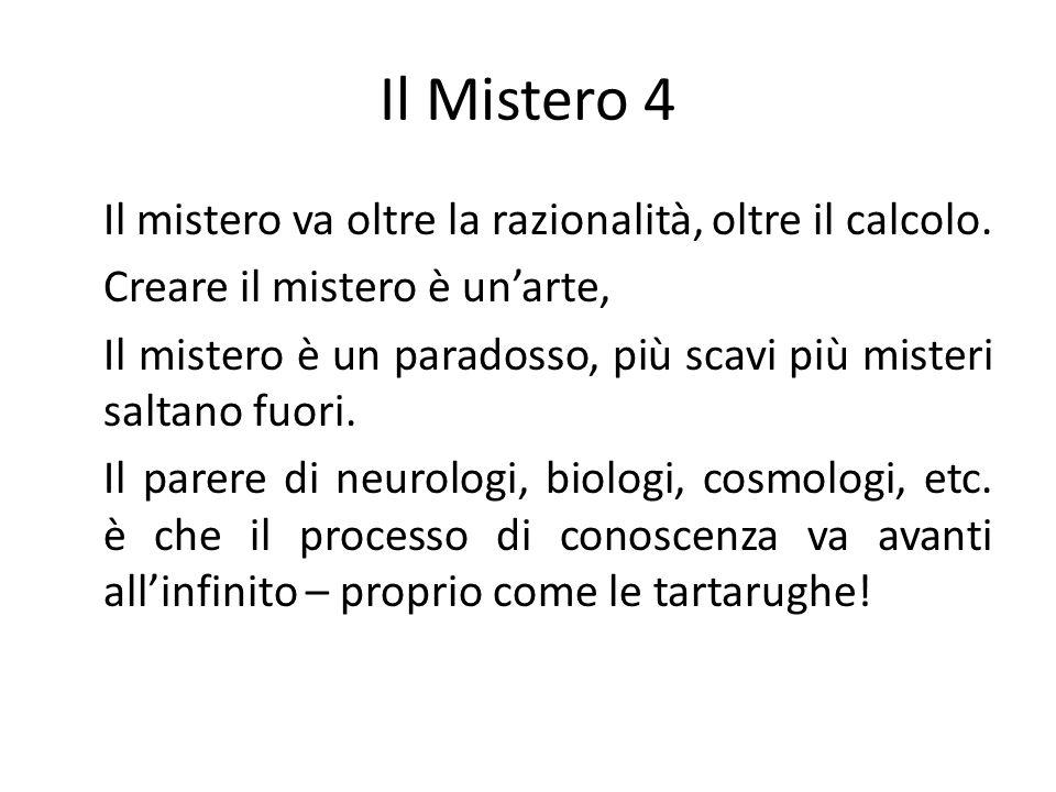 Il Mistero 4