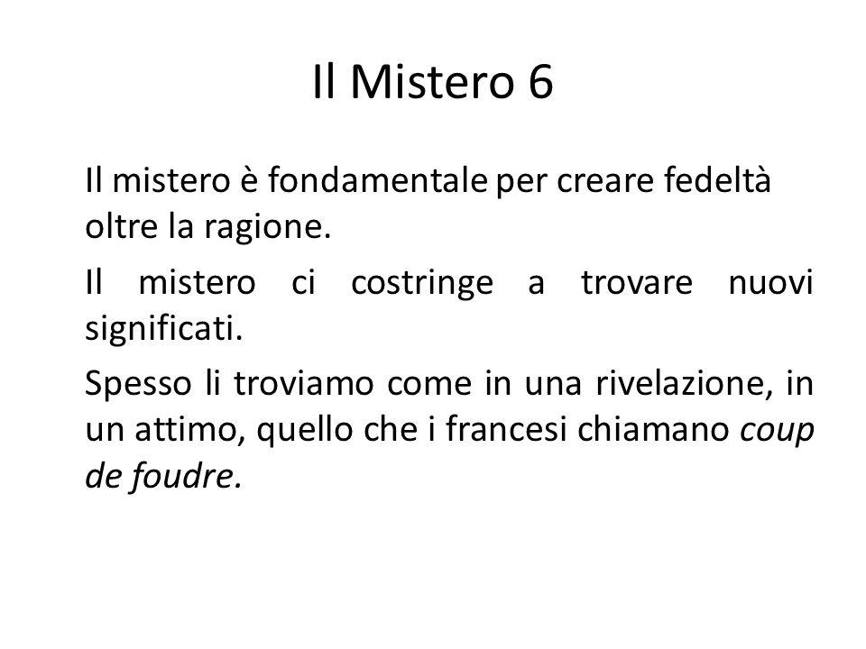 Il Mistero 6