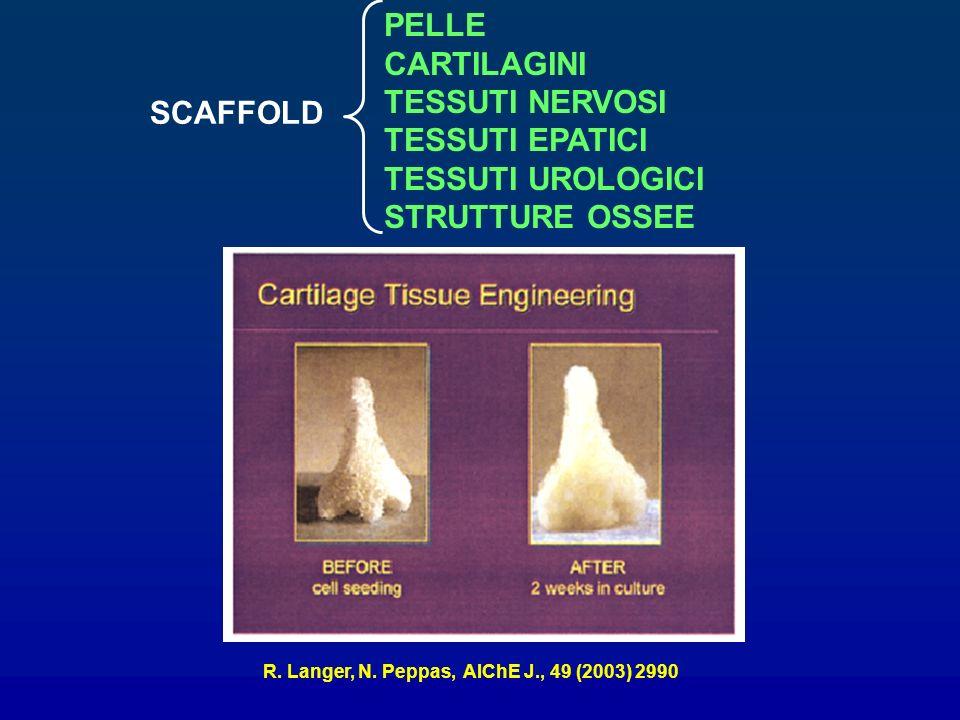 R. Langer, N. Peppas, AIChE J., 49 (2003) 2990