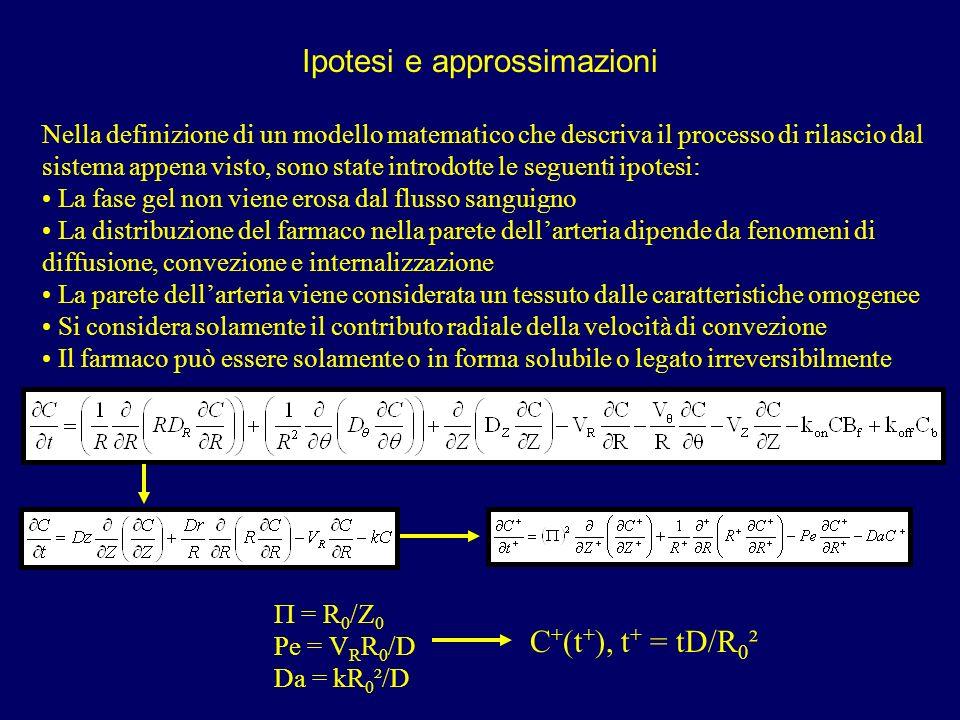 Ipotesi e approssimazioni