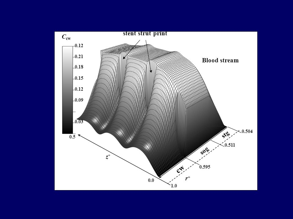 cw stent strut print Ccw Blood stream stg sog r+ z+ 0.21 0.18 0.15