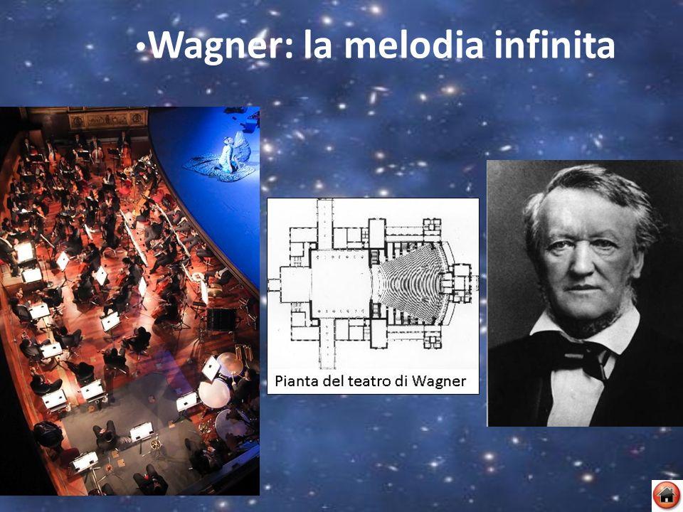 Wagner: la melodia infinita