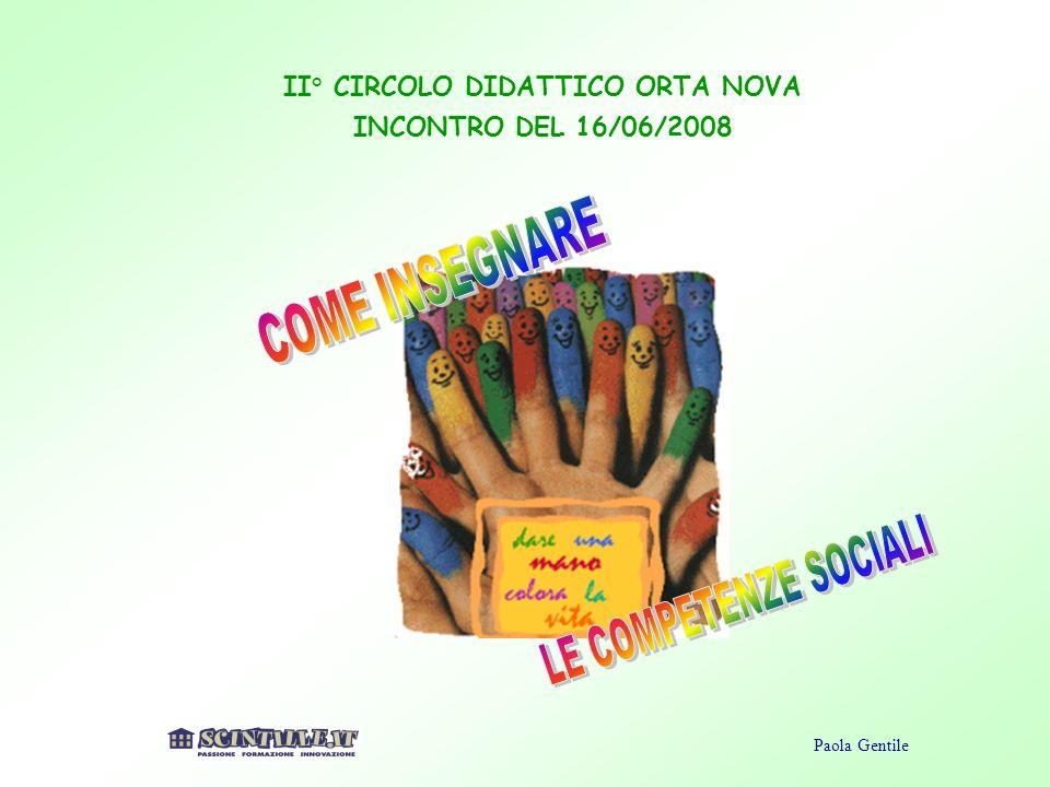 II° CIRCOLO DIDATTICO ORTA NOVA