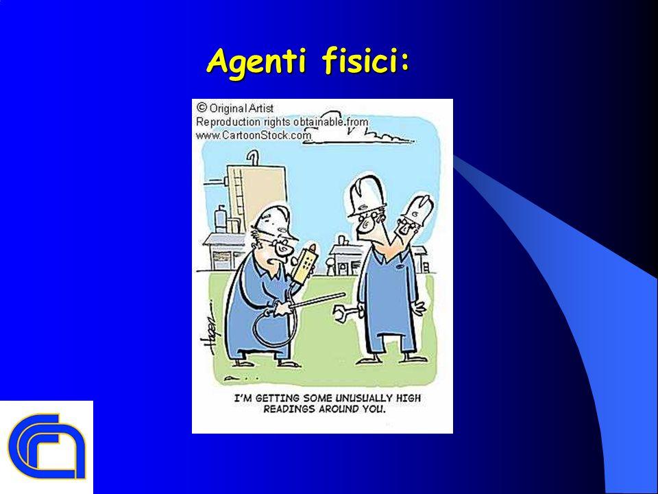 Agenti fisici: