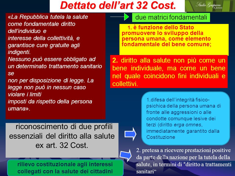 due matrici fondamentali
