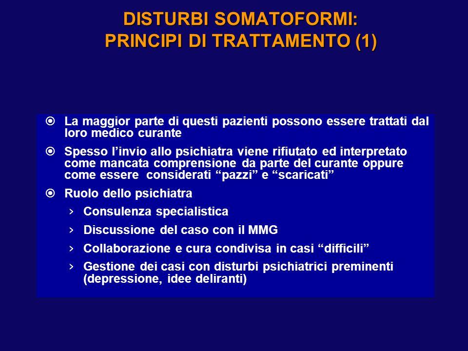 Verso il DSM-V: proposte (2)