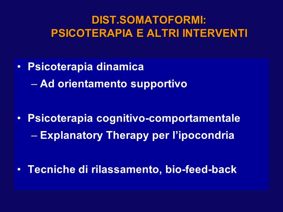 Modello di cura a gradini per sintomi e disturbi somatici funzionali (modificato da Henningsen et al., 2007)