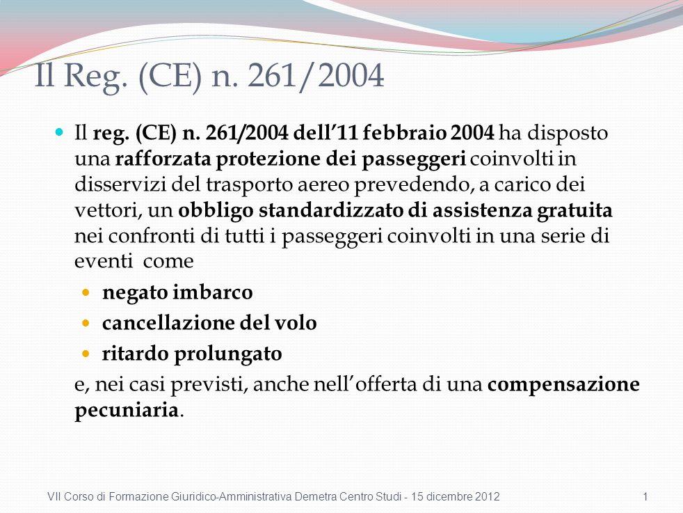 Le sanzioni amministrative per violazione dei diritti dei passeggeri