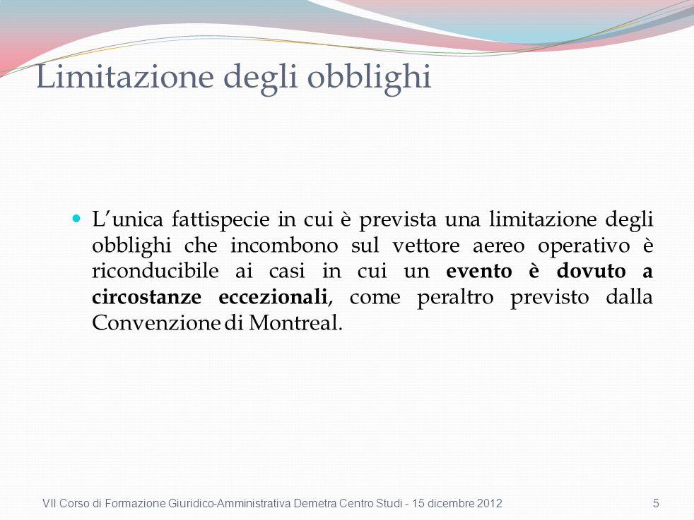 Precedenti disposizioni comunitarie