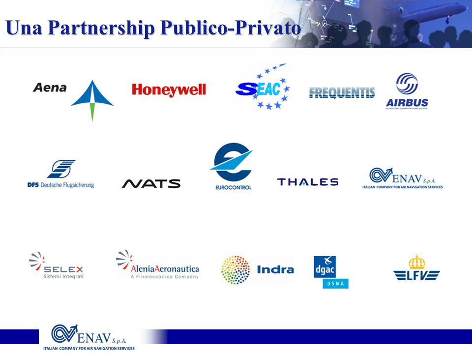 Una Partnership Publico-Privato