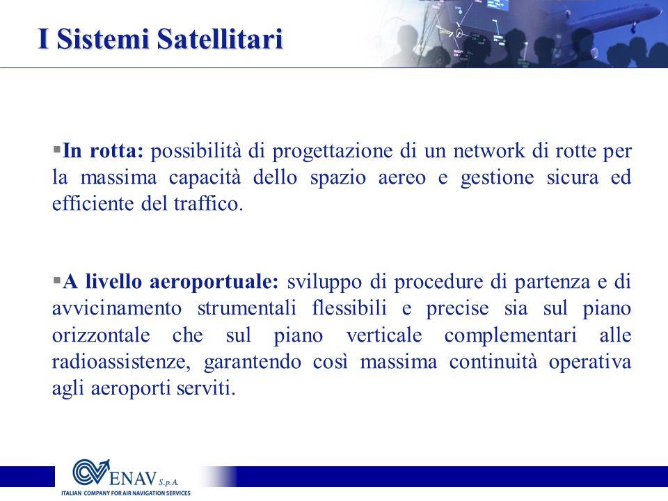 I Sistemi Satellitari