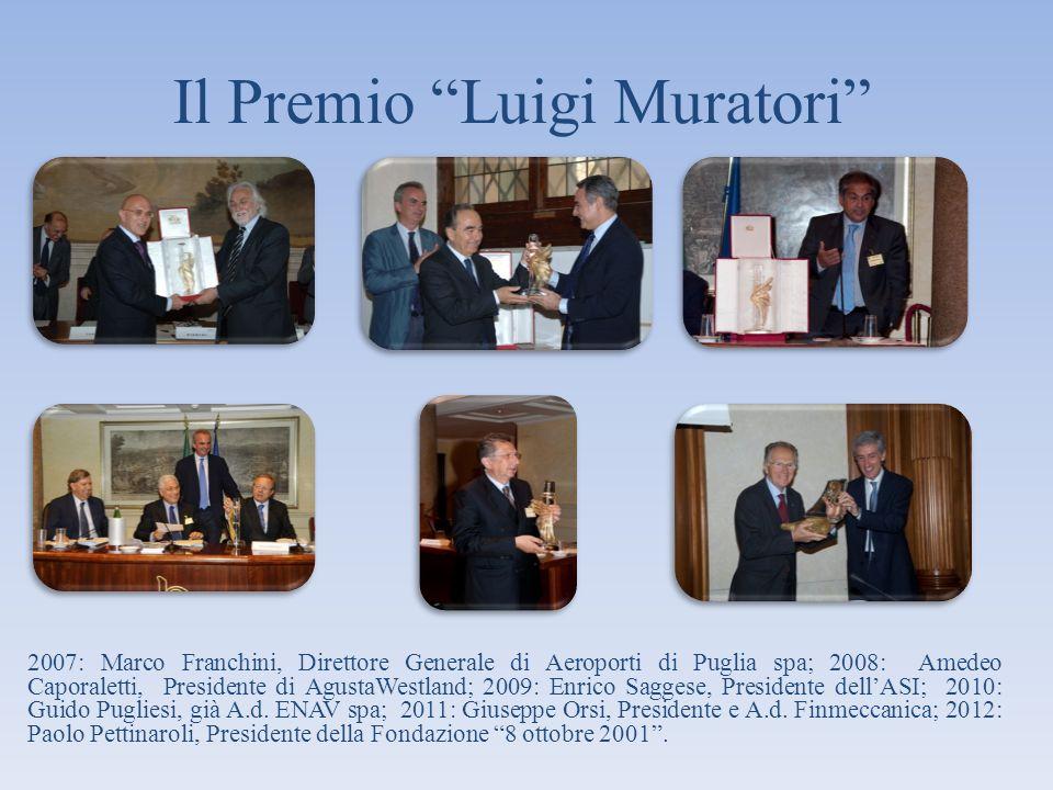 Il Premio Luigi Muratori