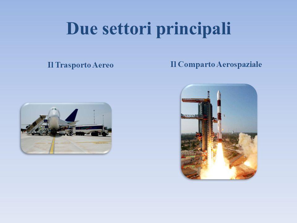 Due settori principali