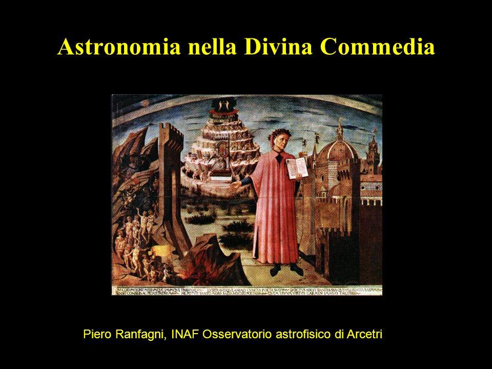 Astronomia nella Divina Commedia
