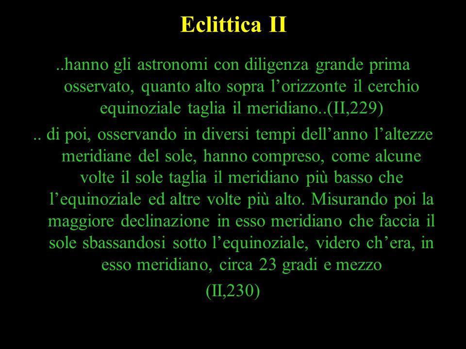 Eclittica II