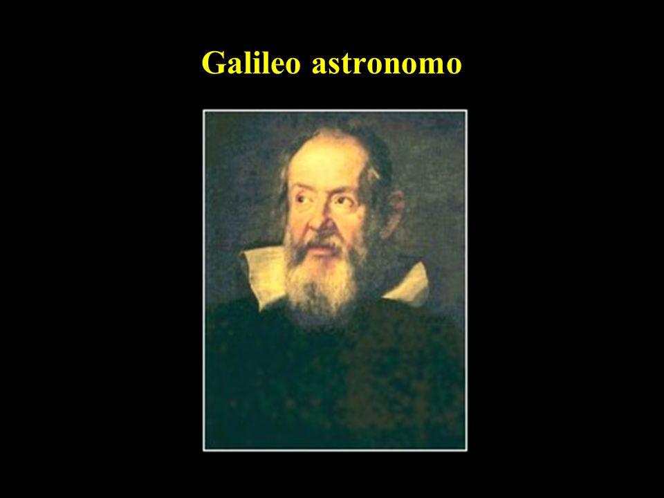 Galileo astronomo