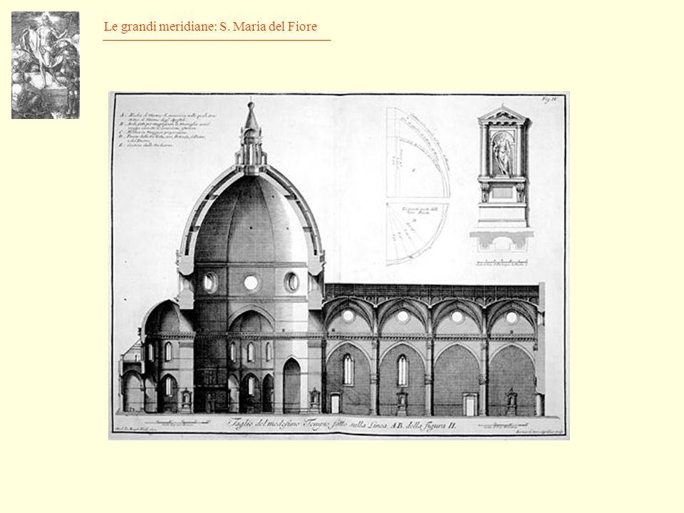 Le grandi meridiane: S. Maria del Fiore