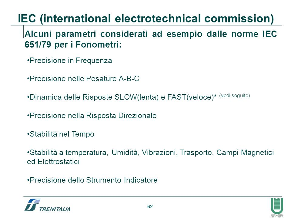 IEC (international electrotechnical commission)