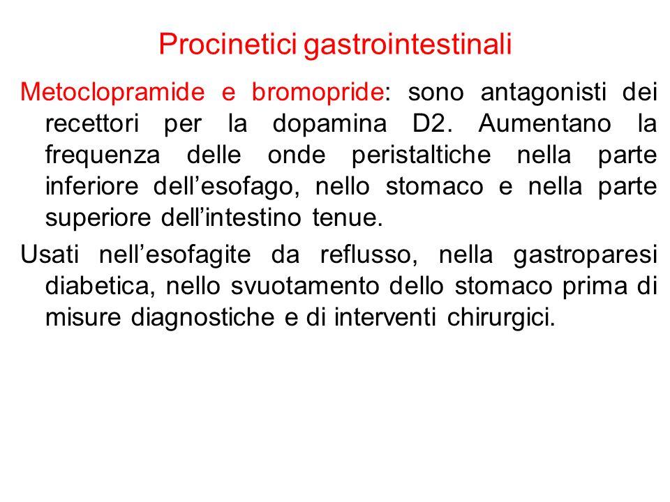 Procinetici gastrointestinali