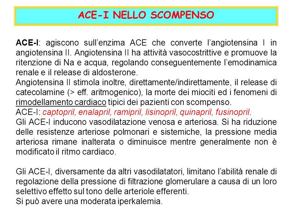 ACE-I NELLO SCOMPENSO
